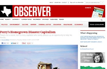 http://www.texasobserver.org/perrys-homegrown-disaster-capitalism/