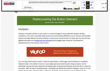 http://web.archive.org/web/20110721191046/http://particletree.com/features/rediscovering-the-button-element/