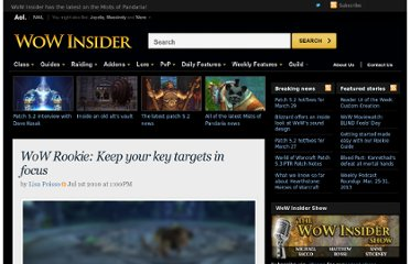 http://wow.joystiq.com/2010/07/01/wow-rookie-keep-your-key-targets-in-focus/