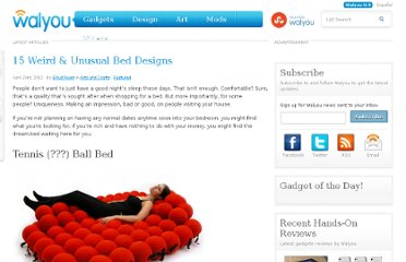http://walyou.com/bed-designs/