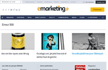 http://www.e-marketing.fr/Breves/E-reputation-dix-erreurs-a-eviter-50989.htm#xtor=RSS-1&utm_source=Rss&utm_medium=Rss&utm_campaign=ACTUS_EMKG