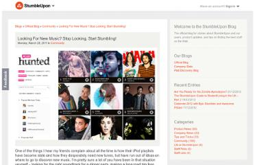 http://www.stumbleupon.com/blog/looking-for-new-music-stop-looking-start-stumbling/?_notoolbar