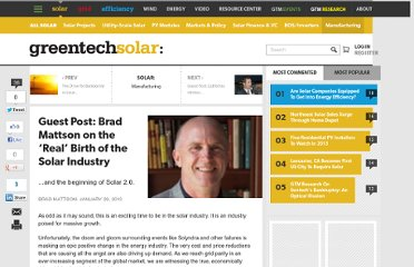 http://www.greentechmedia.com/articles/read/Guest-Post-Brad-Mattson-on-the-Real-Birth-of-the-Solar-Industry?goback=%2Egde_96493_member_213145282