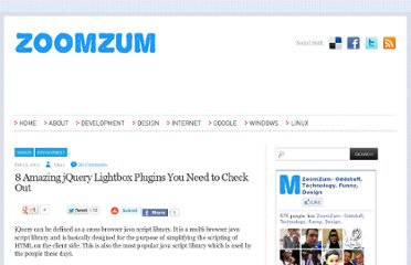 http://zoomzum.com/8-amazing-jquery-lightbox-plugins-you-need-to-check-out/