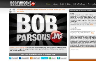 http://www.bobparsons.me/video/232/next-big-thing-billions-made-how-get-action.html