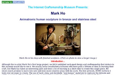 http://www.home-machine-shop.com/projects/Mark_Ho/Artist_In_Metal_Mark_Ho.htm