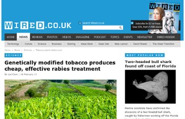 http://www.wired.co.uk/news/archive/2013-02/01/tobacco-plant-rabies-cure