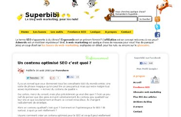 http://www.superbibi.net/referencement/contenu-optimise-seo