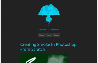 http://noscope.com/2007/photoshop-howto-smoke/