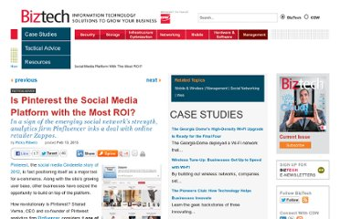 http://www.biztechmagazine.com/article/2013/02/pinterest-social-media-platform-most-roi