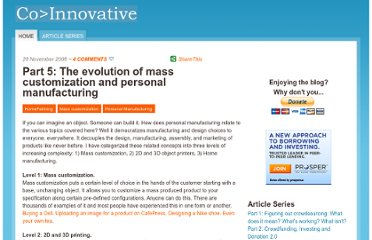 http://coinnovative.com/part-5-the-evolution-of-mass-customization-and-personal-manufacturing/