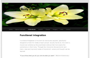 http://www.nourishbodyandsoul.ie/feldenkrais/functional-integration/