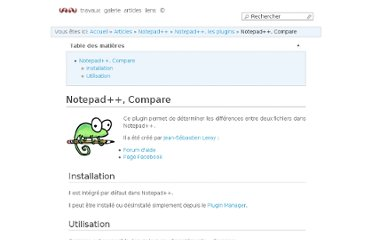 http://nliautaud.fr/wiki/articles/notepadpp/plugins/compare#notepad_compare