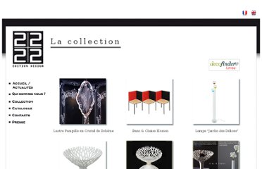 http://www.2222editiondesign.fr/collection.htm