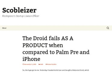 http://scobleizer.com/2009/11/08/droid-palm-pre-iphone-product-comparison/