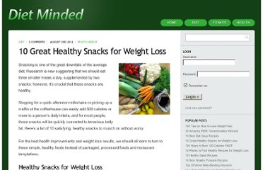 http://www.dietminded.com/10-great-healthy-snacks-for-weight-loss/