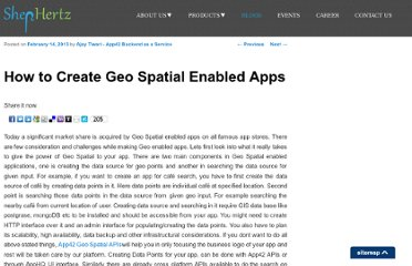 http://blogs.shephertz.com/2013/02/14/how-to-create-geo-spatial-enabled-apps/