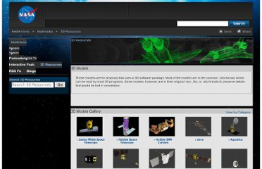 http://www.nasa.gov/multimedia/3d_resources/models.html