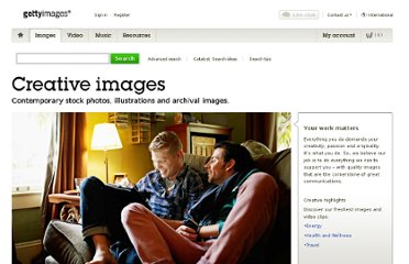 http://www.gettyimages.com/CreativeImages
