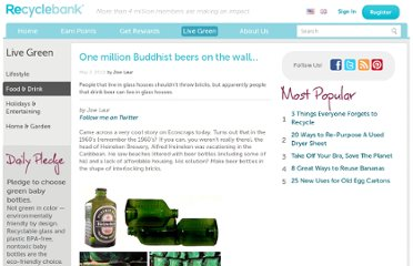 https://www.recyclebank.com/live-green/one-million-buddhist-beers-wall-one-million-buddhist-beers