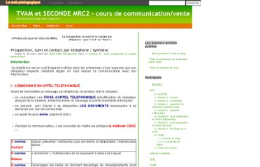 http://lewebpedagogique.com/emmagauthier/2010/03/26/prospection-suivi-et-contact-par-telephone-synthese/