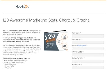 http://offers.hubspot.com/120-awesome-marketing-stats-charts-and-graphs