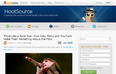 http://blog.hootsuite.com/katy-perry-youtube-marketing/