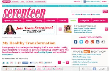 http://www.seventeen.com/health/tips/healthy-transformations#slide-1