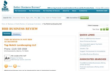 http://www.bbb.org/central-texas/business-reviews/landscape-contractors/top-notch-landscaping-llc-in-boerne-tx-90045685/