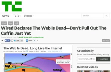 http://techcrunch.com/2010/08/17/wired-web-dead/