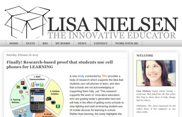 http://theinnovativeeducator.blogspot.com/2013/02/finally-research-based-proof-that.html