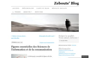http://zeboute.wordpress.com/2013/02/16/figures-essentielles-sciences-information-communication/