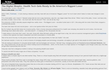 http://www.thestreet.mobi/story/11841262/1/the-digital-skeptic-health-tech-gets-ready-to-be-americas-biggest-loser.html
