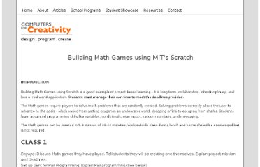 http://www.computersforcreativity.com/resources/scratchmathgames