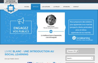 http://www.entreprisecollaborative.com/index.php/fr/articles/129-livre-blanc-introduction-au-social-learning
