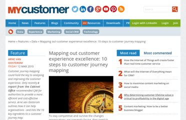 http://www.mycustomer.com/topic/customer-intelligence/customer-journey-mapping/105167
