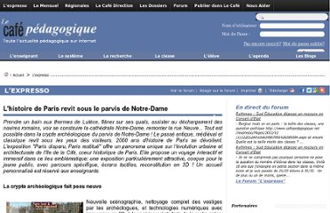 http://www.cafepedagogique.net/lexpresso/Pages/2013/02/15022013Article634965081224822081.aspx