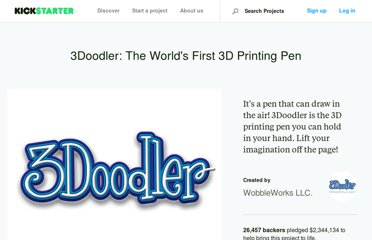 http://www.kickstarter.com/projects/1351910088/3doodler-the-worlds-first-3d-printing-pen