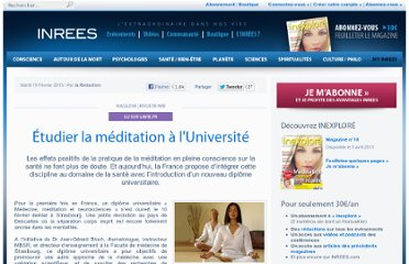 http://www.inrees.com/articles/Un-diplome-Medecine-meditation-et-neurosciences-a-l-universite/