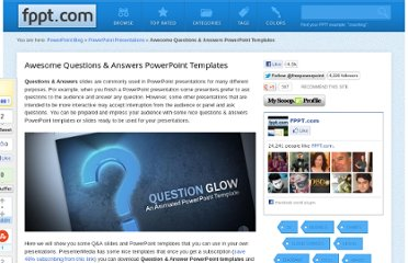 http://www.free-power-point-templates.com/articles/awesome-questions-answers-powerpoint-templates/