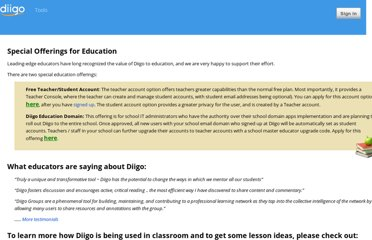 https://www.diigo.com/education