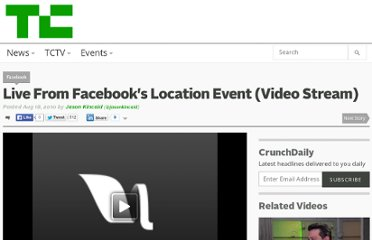 http://techcrunch.com/2010/08/18/facebook-location-video/