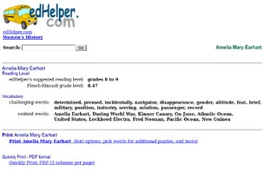 http://www.edhelper.com/ReadingComprehension_24_69.html