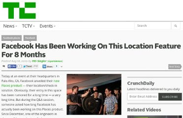 http://techcrunch.com/2010/08/18/facebook-location-history/