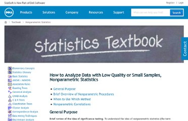 http://www.statsoft.com/textbook/nonparametric-statistics/