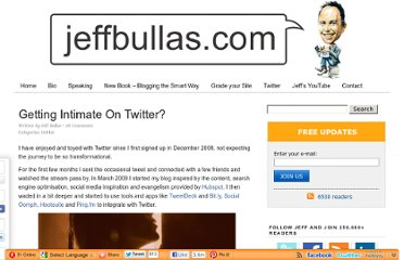 http://www.jeffbullas.com/2010/02/16/getting-intimate-on-twitter/