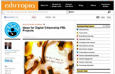 http://www.edutopia.org/blog/digital-citizenship-PBL-projects-andrew-miller