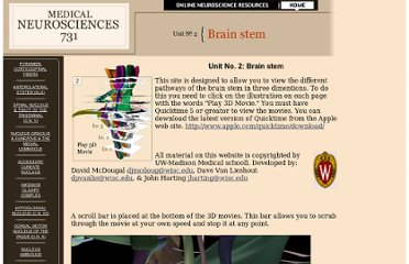 http://www.neuroanatomy.wisc.edu/virtualbrain/Index.html