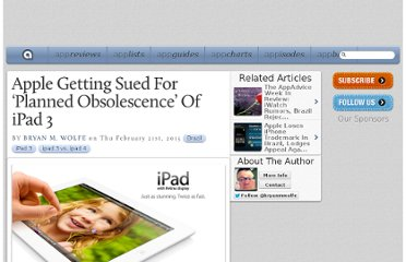 http://appadvice.com/appnn/2013/02/apple-getting-sued-for-planned-obsolescence-of-ipad-3