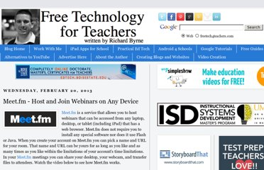 http://www.freetech4teachers.com/2013/02/meetfm-host-and-join-webinars-on-any.html#.USa_YB3hKSp